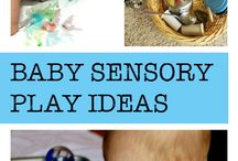Parenting - Baby / life with baby, baby tips, baby sensory play, baby sensory activities, baby hacks, baby led weaning