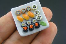 Miniature Food Artists