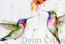 dessin... oiseaux