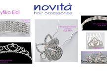 Hair Accessories & Fashion Gadgets by Novita / hair accessories | fashion wigs | extensions | faux bijoux | nail polishes