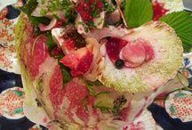 Sashimi / Les créations gourmandes et artistiques de Hisayuki Takeuchi #byHissa