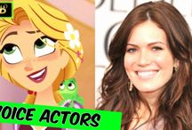 Tangled The Series Voice Actors - Tangled The Series Cast