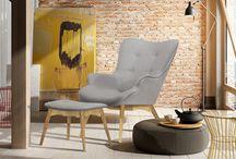 Armchairs/ Sofas