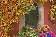 Jahreszeiten-Herbst / Impressionen zum Herbst