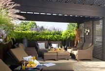 Patios / Enjoy the great outdoors!