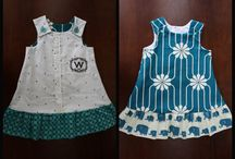 Up-cycled and/or Reversible Creations