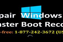 Call 1-877-242-3672 to Fix Master Boot Record in Windows 10