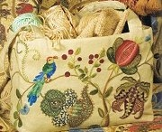 Embroidery - Crewelwork