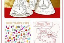 Новогодние идеи для детей