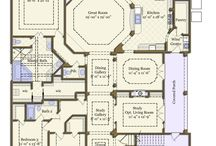 house plans / by Janet Wilcox
