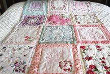 Zsebkendő quilt