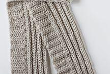 brei/haak sjaals