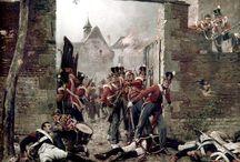 Napoleonic wars / by Jeremy Maloney