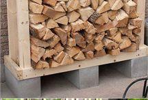 fa tárolás
