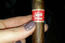 Aging Room Maduro / Dominican fillers & binder, Nicaraguan Maduro wrapper.  Full bodied.