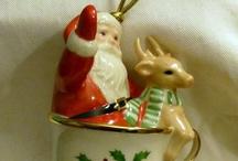 Porcelain Christmas / by Eeyoraus Earthmuffin