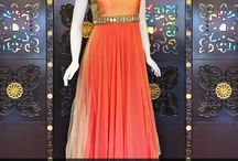 Exclusive Long Party Wear Anarkali's Collection