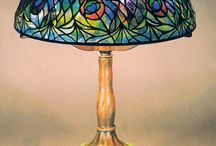 Tiffany--- Lamps