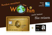 Kreditkarten die man haben muss