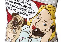 Pop Art / #sassy / by Dog is Good