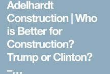 Adelhardt Construction / We have built on this philosophy for over 80 years, developing strong partnerships and trusting relationships along the way. We understand our clients' big picture priorities and pay careful attention to the details – delivering reliable, professional project execution.