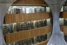 Biblioteca, Livraria, Espaço de leitura