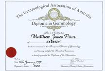 Certificates / Our Certificates