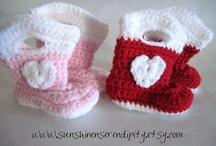 Patterns: crochet, knitting etc
