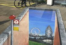 street art  ( Граффити)  / Streets holigans an amaising art paintings Уличные хулиганы и прекрасные рисунки на стенах. (Граффити, бомбы, провокации)