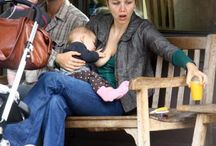 Breastfeeding Celebs / by DRIACover