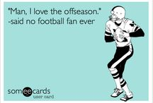 Are You Ready for Some Football?! / All things NFL season.
