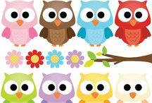 owl sticks