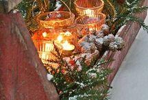 Vánoční dekorace/Xmass Decorations