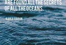 Ocean Inspiration and Motivation