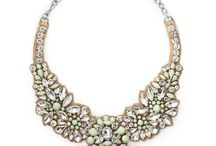 rhinestones necklace