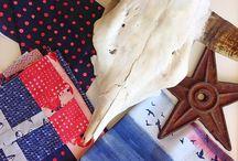 Wanderlust Organic Fabric / Fabric Design and Sewing