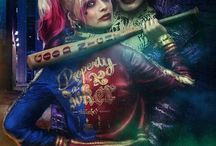 The Joker and Harley