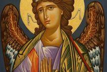 Arcangel. Angel.