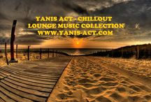 Yanis Act chillout Lounge Music Collection
