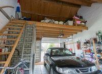 garage en bijkeuken