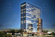 SOBERANE / SOBERANE WORK + LIVE Um empreendimento de alto nível que traz salas empresarias e apartamentos bem planejados.