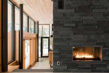 Fireplace / by Nicole Alexander