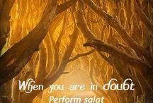 ISTIKHARAH - Shalat praying when we feel doubt