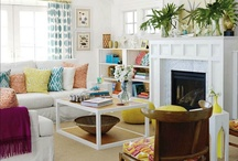 Sitting rooms / by Lindsay Silvio