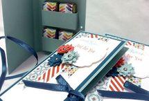 Pudełko - kartka na czekoladki