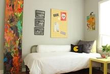 Little D & Baby M's Room