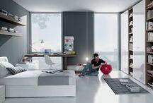 minimalis boys room