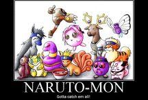 naruto - mon