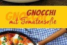 Gnocchi, Klösschen