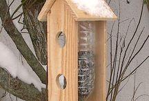 Mangeoires oiseaux